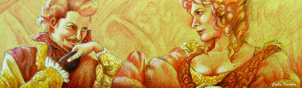 la fortuna di evangeline the incipit giulia ferrara